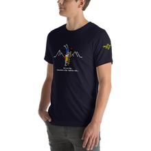 Load image into Gallery viewer, Ridgeline Boarder Unisex T-Shirt