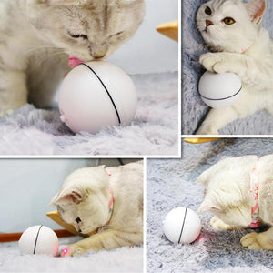 Smart LED Interactive Cat Ball