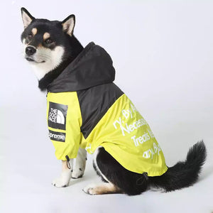 TheDogFace Dog Raincoat