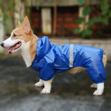 Waterproof Reflective Rain Coat