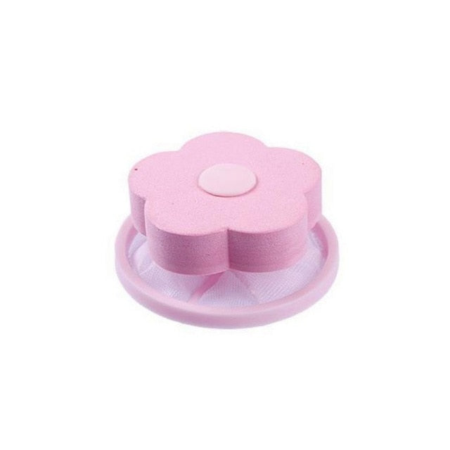 Floating Pet Hair Catcher for Washing Machine