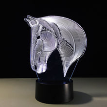 Load image into Gallery viewer, Horse's Head LED Night Lights