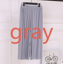 Load image into Gallery viewer, Wrinkle High Waist Pants - TheRightBuy4Women.com