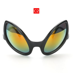 FREE SHIPPING TODAY Funny Alien Eyes Sunglasses For FUN Selfies - TheRightBuy4Women.com