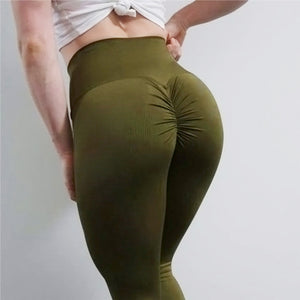 Women's Fashion Workout Leggings Fitness Sports Gym Running Yoga Athletic Pants - TheRightBuy4Women.com