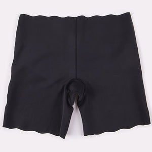 Super Elastic Safety Short Pants - Anti Chafing - Shorty Female Boxer - Soft Feel - TheRightBuy4Women.com