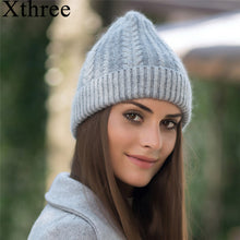 Load image into Gallery viewer, Simple Beanie Hat for Women or Men. Winter Skullies - TheRightBuy4Women.com