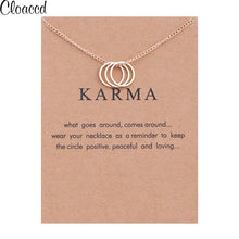 Load image into Gallery viewer, Vintage Karma Necklace - TheRightBuy4Women.com