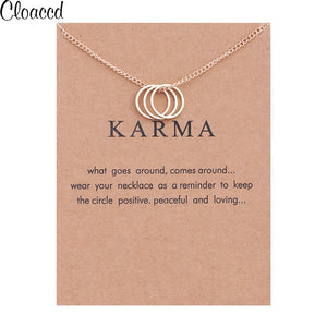 Vintage Karma Necklace - TheRightBuy4Women.com