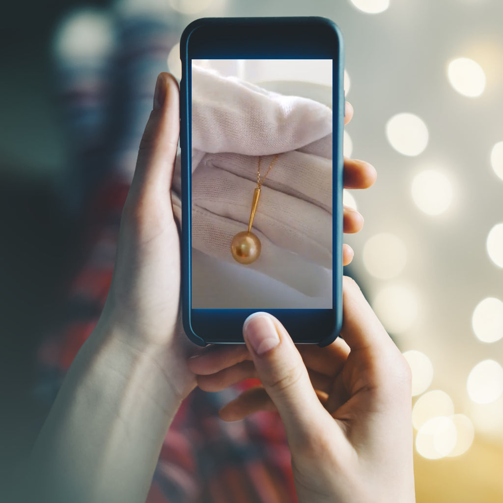 Fine Jewellery E-Trailer Introducing Virtual Viewing Amid the New Normal