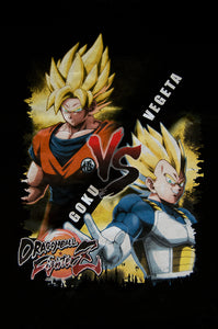 DBFZ GOKU VS VEGETA T-SHIRT