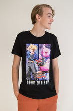 DBFZ TRUNKS VS BUU T-SHIRT