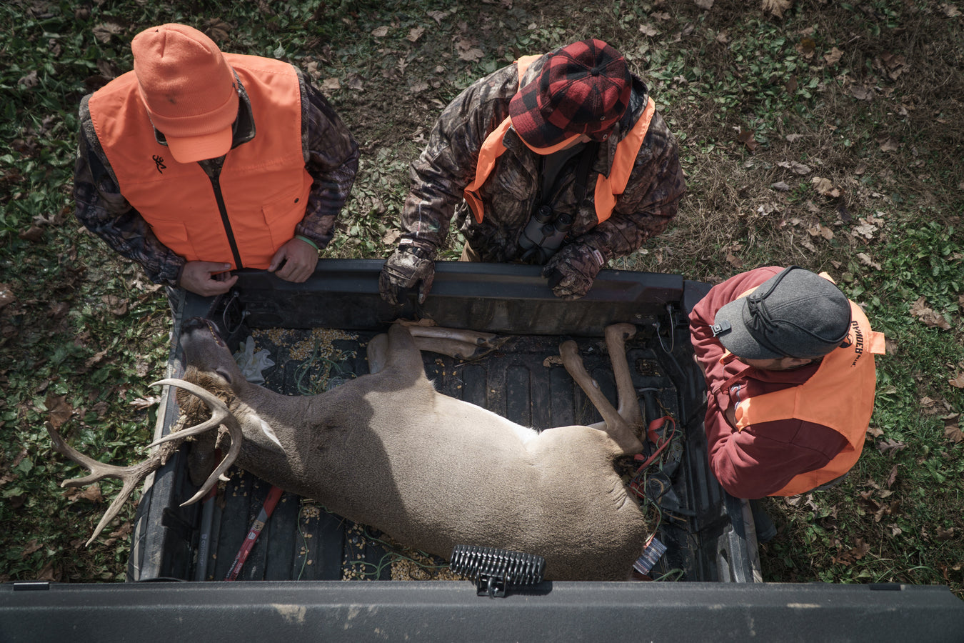 How to Outsmart Big Bucks with Better Hearing