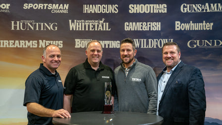 TETRA Wins Guns and Ammo Best Technology of the Year