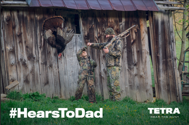 #HearsToDad Father's Day Contest
