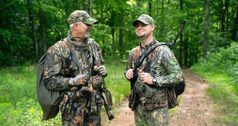 Turkey Hunting with Hearing Loss: Father/Son Q&A