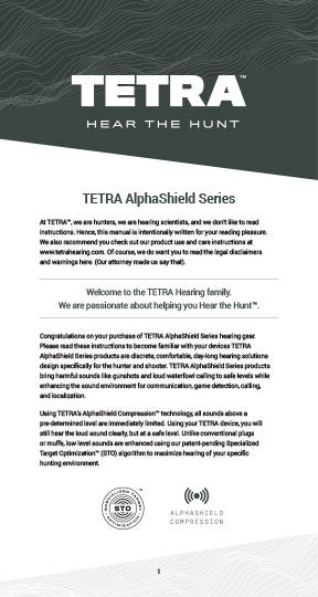 Download the AlphaShield Series Product Manual