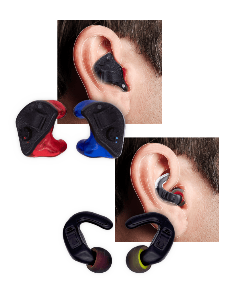 Tetra Hearing Devices For Hunting