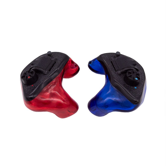 TETRA CustomShield custom molded hearing protection for shooting at the range