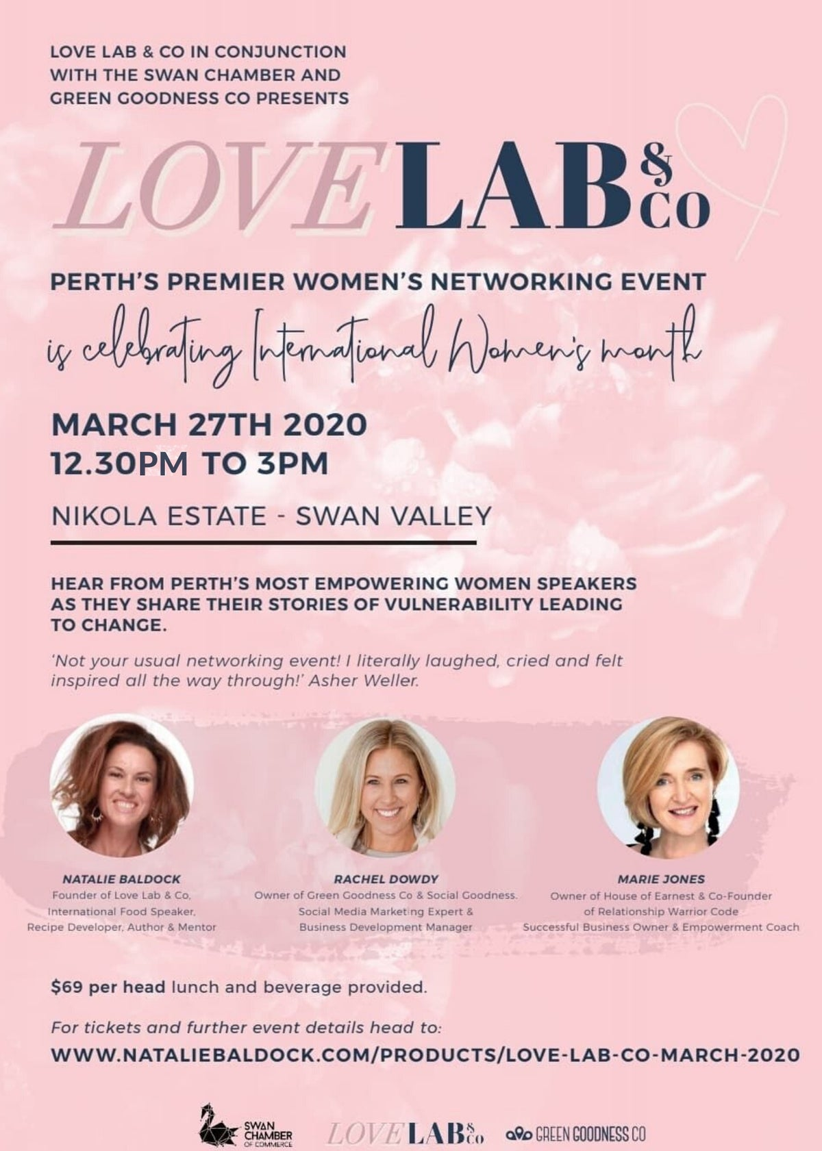 Love Lab & Co - March 2020