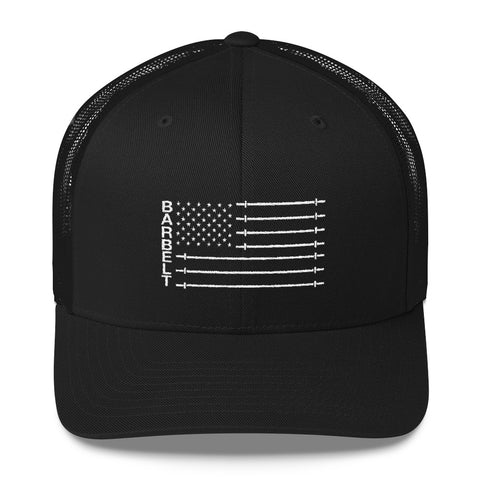 Barbelt Flag - Trucker Cap