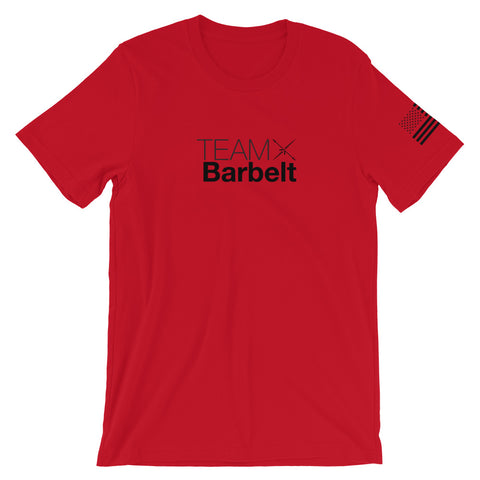 Team Barbelt - Short-Sleeve Unisex T-Shirt
