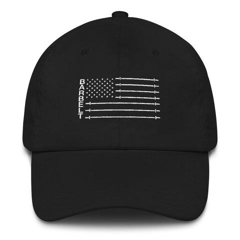 Barbelt Flag - Dad Hat