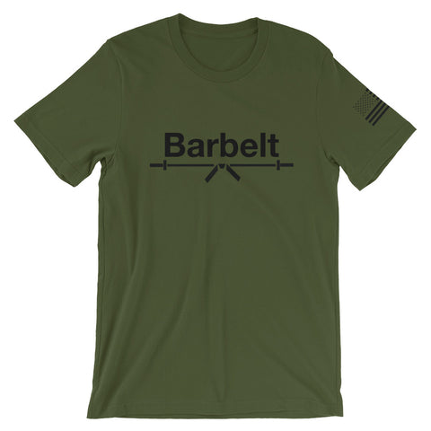 Barbelt Unisex T-Shirt (More Colors Available)