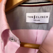 Tom Clinch Classic Oxford Shirt Label Detail