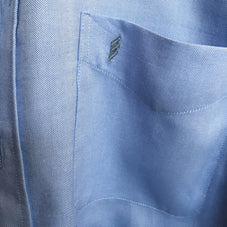 Tom Clinch Classic Oxford Shirt Pocket Detail