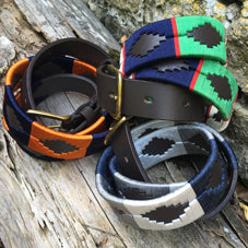 Tom Clinch Polo Belts