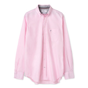 Tom Clinch | Pink Classic Oxford Shirt