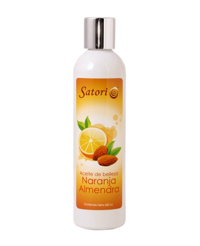 Satori Orange and Almond Oil