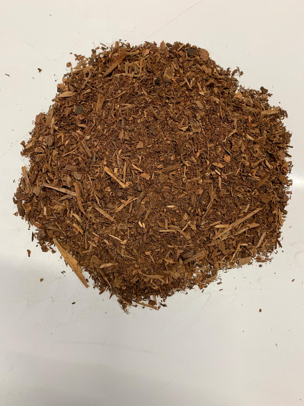 Humus (Bark Mulch) - Shasta Forest Products, Inc