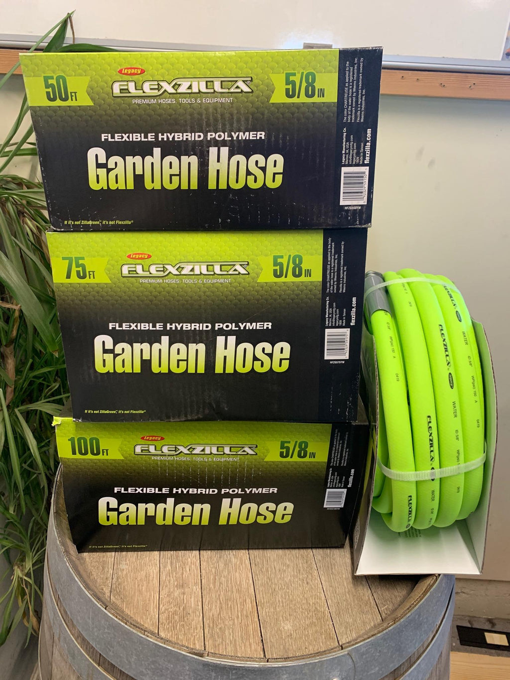 Flexzilla® Garden Hose - Shasta Forest Products, Inc