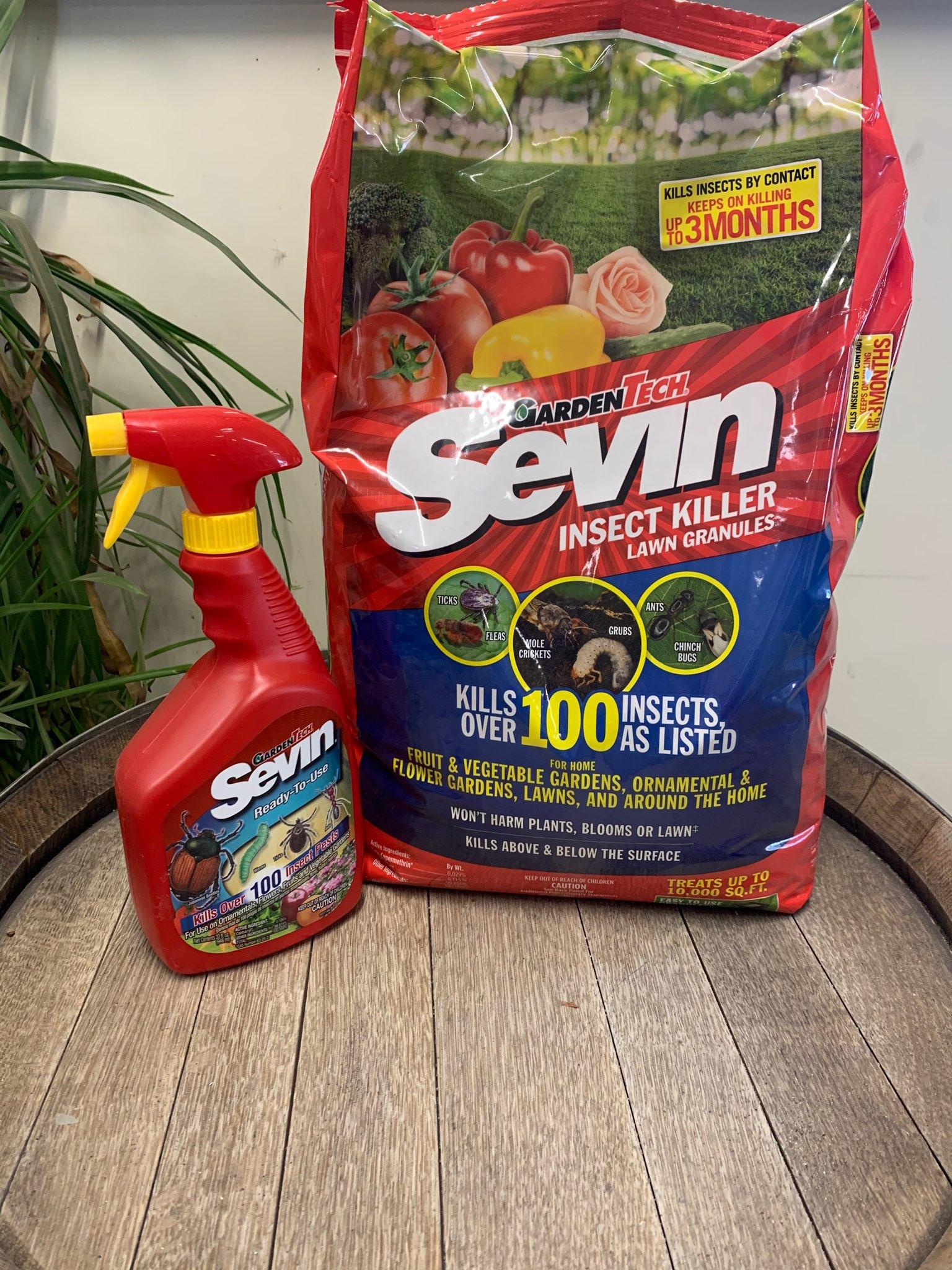 GardenTech® Sevin® Insect Killer - Shasta Forest Products, Inc