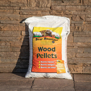 Bear Mountain Wood Pellets - Shasta Forest Products, Inc