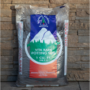 Potting Soil (Bagged) - Shasta Forest Products, Inc