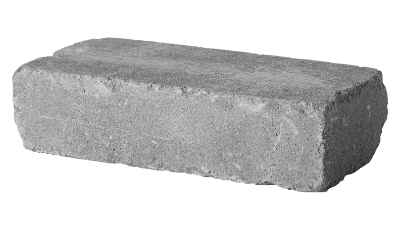 4'' Retaining Wall - Rumble Wall Rectangle, Tumbled