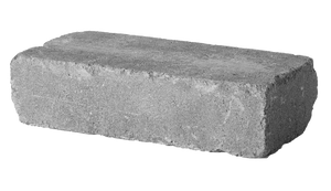 4'' Retaining Wall - Rumble Wall Rectangle, Tumbled - Shasta Forest Products, Inc