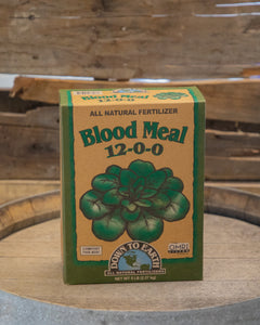 Down To Earth™ Blood Meal 12-0-0 - Shasta Forest Products, Inc