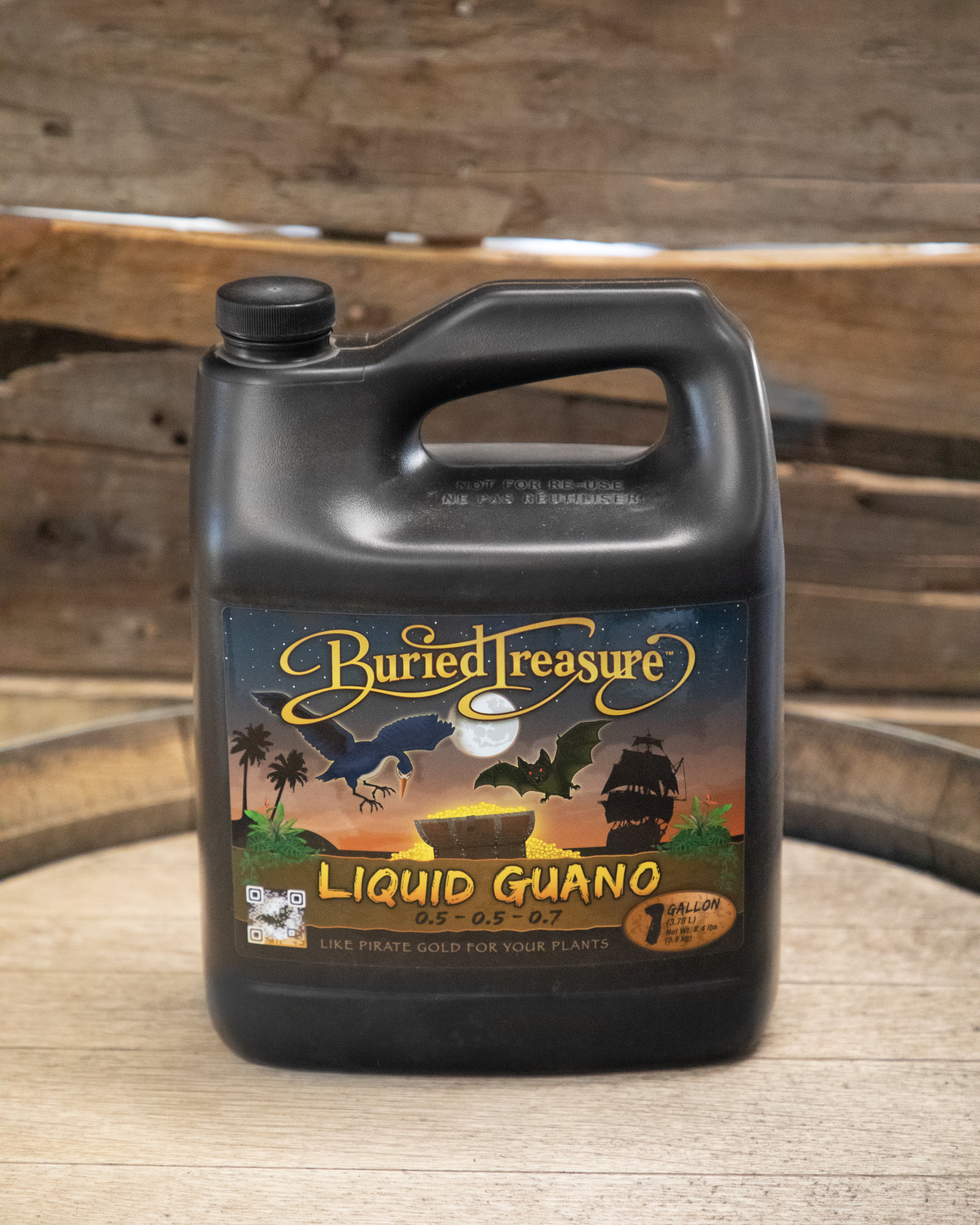 Buried Treasure® Liquid Guano - Shasta Forest Products, Inc
