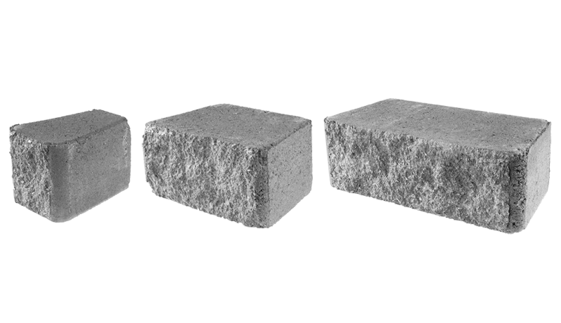 6'' Retaining Wall - Hampton Freestanding 3 Pc