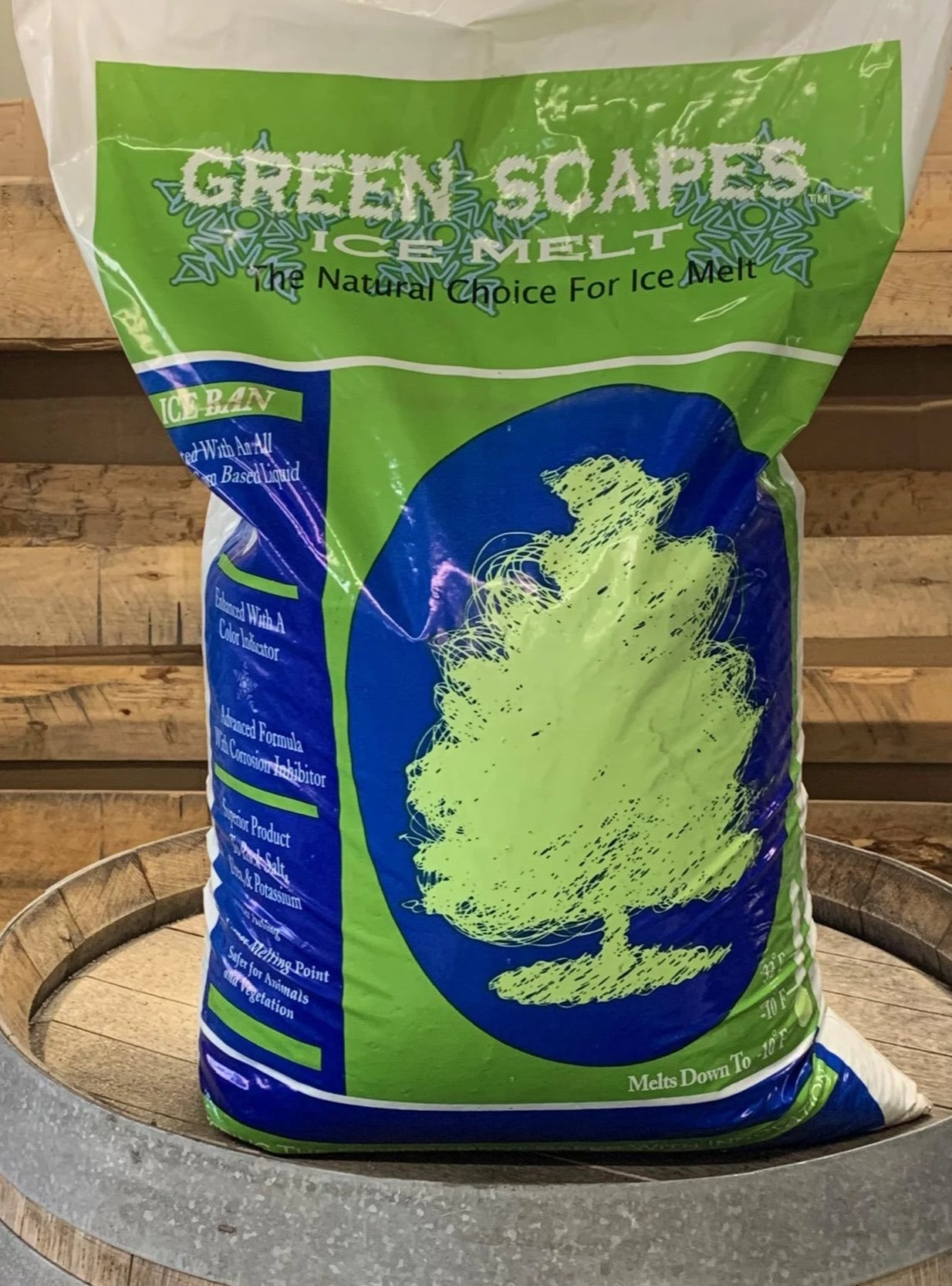 Green Scapes™ Ice Melt - Shasta Forest Products, Inc