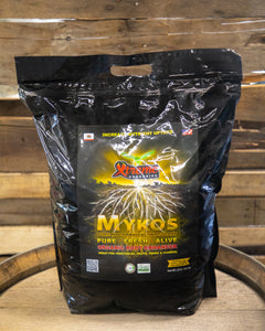MYKOS® mycorrhizae - Shasta Forest Products, Inc