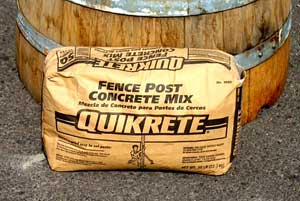 QUIKRETE Concrete Mixes - Shasta Forest Products, Inc