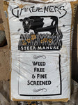 Steer Manure - Shasta Forest Products, Inc