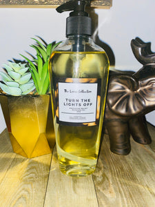 Massage oils Trio set