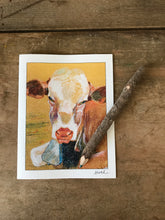 Cow - Notecard Set of 4