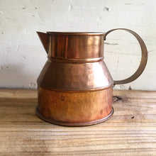 Copper Pitcher